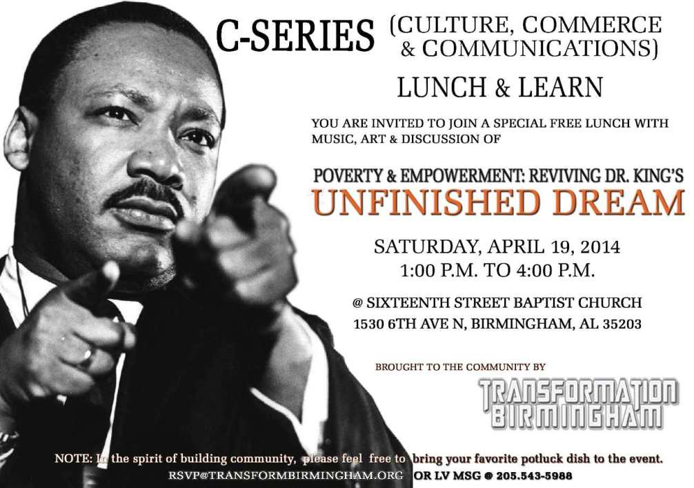 C-Series-Lunch-and-Learn-MLK Economics flyer for email